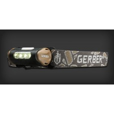 LED galvas lukturītis, Gerber