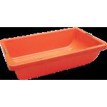 Plaša pielietojuma medījumu vanna (Oranža)