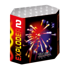 Salūts Tropic Exploder 2 TB41