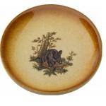 Māla deserta šķīvis 19cm, Mežakuilis