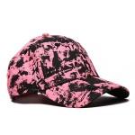 Cepure, P4H Camo VELCRO pink