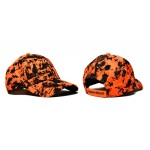 Cepure P4H Camo Velcro orange